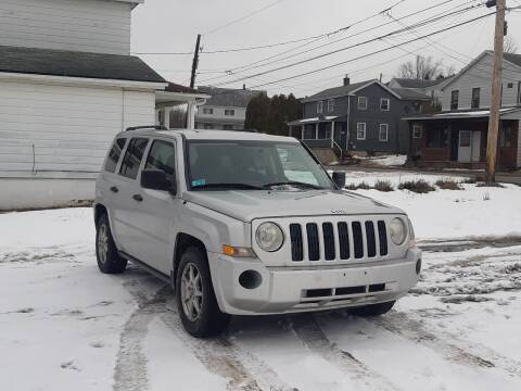 2008 Jeep Patriot for sale at MMM786 Inc. in Wilkes Barre PA