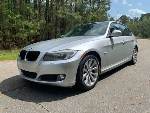 2011 BMW 3 Series for sale at Carrera AutoHaus Inc in Clayton NC