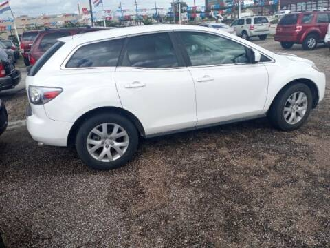2007 Mazda CX-7 for sale at Jerry Allen Motor Co in Beaumont TX