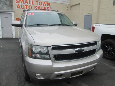 2008 Chevrolet Avalanche for sale at Small Town Auto Sales in Hazleton PA