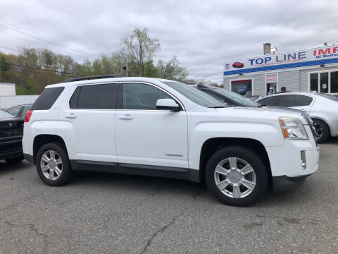 2013 GMC Terrain for sale at Top Line Import of Methuen in Methuen MA