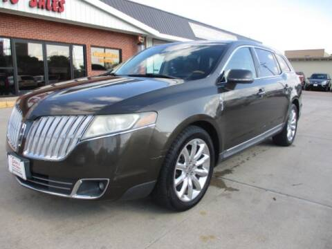 2011 Lincoln MKT for sale at Eden's Auto Sales in Valley Center KS