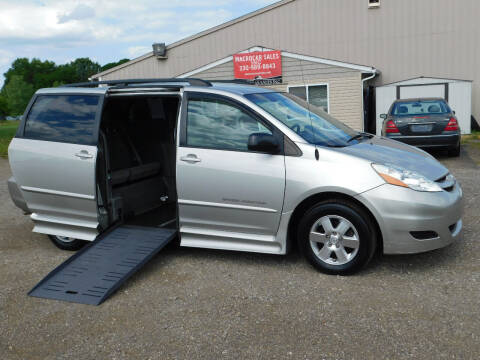 2007 Toyota Sienna for sale at Macrocar Sales Inc in Akron OH