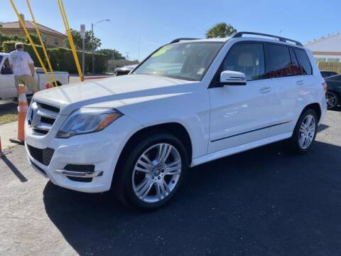 2015 Mercedes-Benz GLK for sale at Mike Auto Sales in West Palm Beach FL