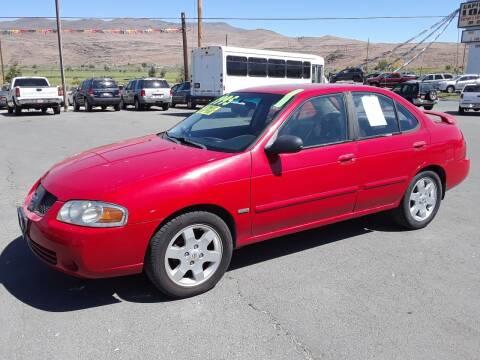 2005 Nissan Sentra for sale at Super Sport Motors LLC in Carson City NV
