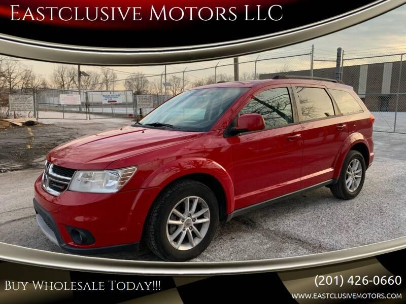 2013 Dodge Journey for sale at Eastclusive Motors LLC in Hasbrouck Heights NJ