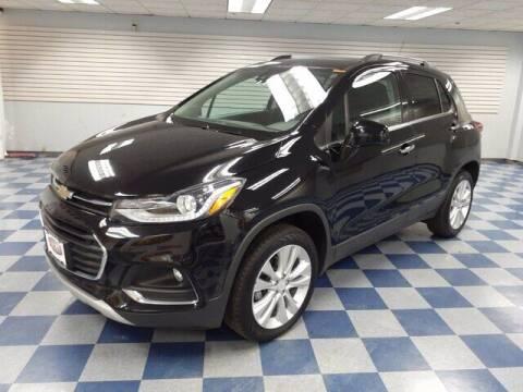 2018 Chevrolet Trax for sale at Mirak Hyundai in Arlington MA