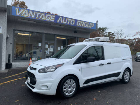 2015 Ford Transit Connect Cargo for sale at Vantage Auto Group in Brick NJ