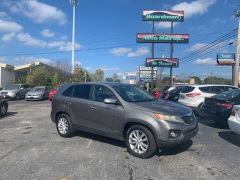 2011 Kia Sorento for sale at Boardman Auto Mall in Boardman OH