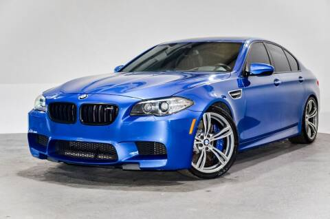 2014 BMW M5 for sale at Carxoom in Marietta GA