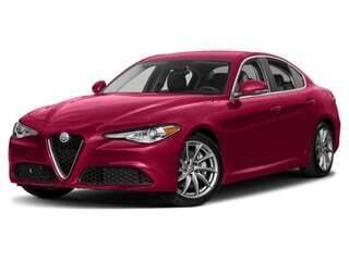 2018 Alfa Romeo Giulia for sale at Bourne's Auto Center in Daytona Beach FL
