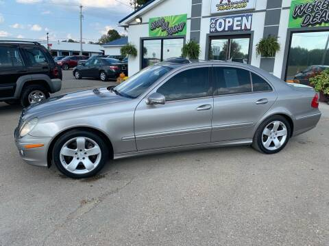 2007 Mercedes-Benz E-Class for sale at MARIETTA MOTORS LLC in Marietta OH