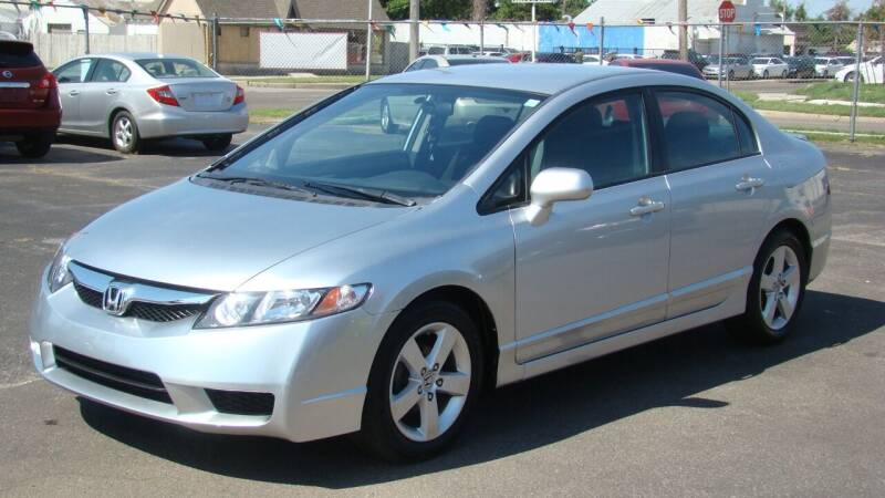 2011 Honda Civic for sale at Red Rock Auto LLC in Oklahoma City OK