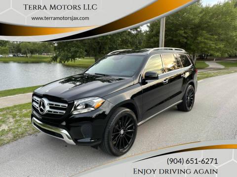2017 Mercedes-Benz GLS for sale at Terra Motors LLC in Jacksonville FL