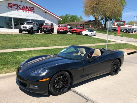 2005 Chevrolet Corvette for sale at Efkamp Auto Sales LLC in Des Moines IA