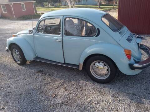 1974 Volkswagen Super Beetle for sale at Classic Car Deals in Cadillac MI