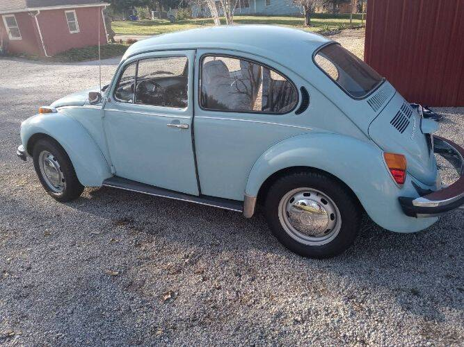 1974 Volkswagen Super Beetle for sale in Cadillac, MI