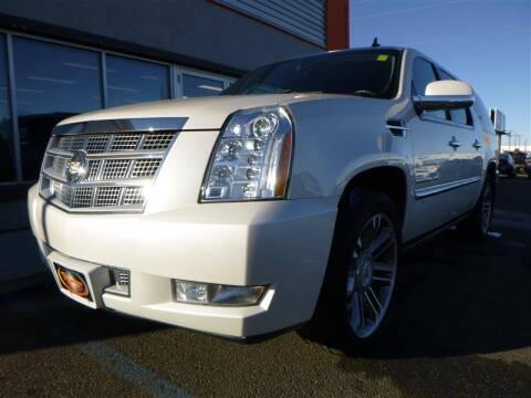 2014 Cadillac Escalade ESV for sale at Torgerson Auto Center in Bismarck ND