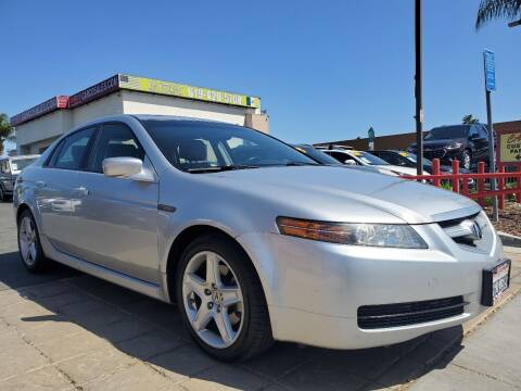 2006 Acura TL for sale at CARCO SALES & FINANCE in Chula Vista CA