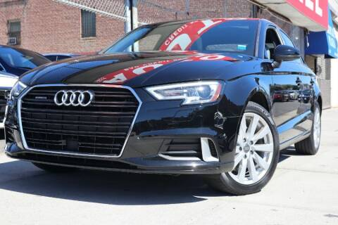 2017 Audi A3 for sale at HILLSIDE AUTO MALL INC in Jamaica NY
