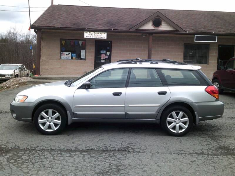 2007 Subaru Outback for sale at On The Road Again Auto Sales in Lake Ariel PA