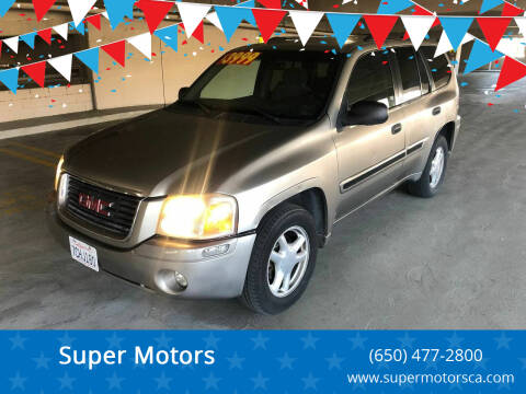 2003 GMC Envoy for sale at Super Motors in San Mateo CA