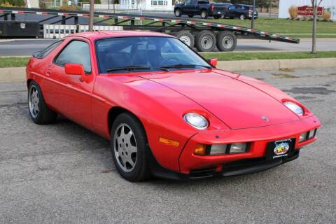 1986 Porsche 928 for sale at Great Lakes Classic Cars & Detail Shop in Hilton NY