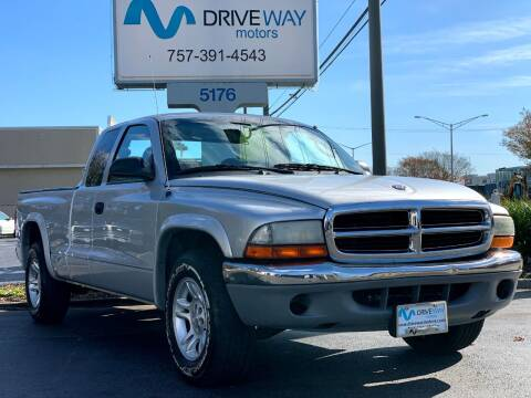 2003 Dodge Dakota for sale at Driveway Motors in Virginia Beach VA
