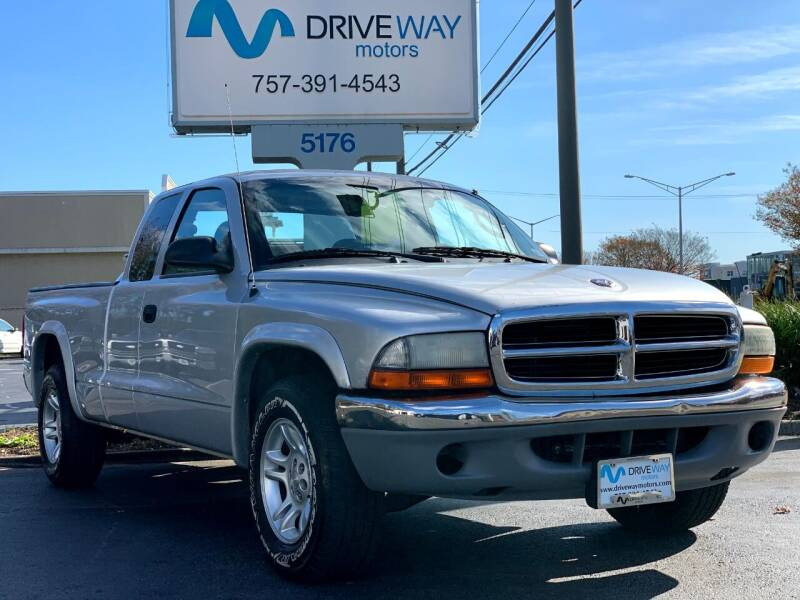2003 Dodge Dakota for sale at Driveway Motors in Virginia Beach VA