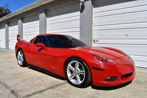 2008 Chevrolet Corvette for sale at Advantage Auto Group Inc. in Daytona Beach FL
