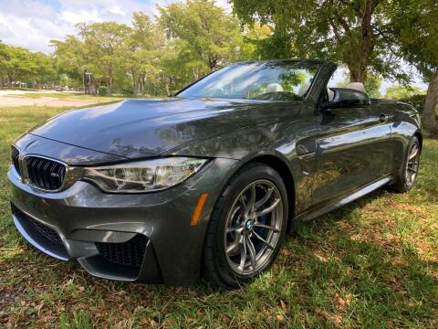 2015 BMW M4 for sale at Top Trucks Motors in Pompano Beach FL