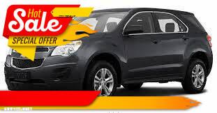 2014 Chevrolet Equinox for sale at GOWHEELMART in Leesville LA