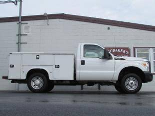 2015 Ford F-250 Super Duty for sale at Brubakers Auto Sales in Myerstown PA