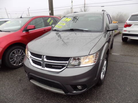 2012 Dodge Journey for sale at Pro-Motion Motor Co in Lincolnton NC