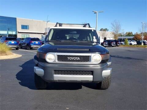 2008 Toyota FJ Cruiser for sale at Lou Sobh Kia in Cumming GA