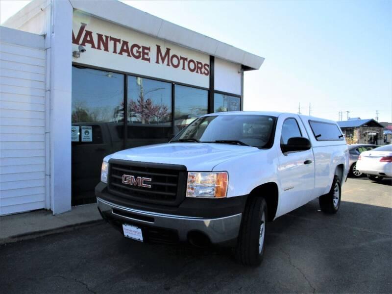 2013 GMC Sierra 1500 for sale at Vantage Motors LLC in Raytown MO