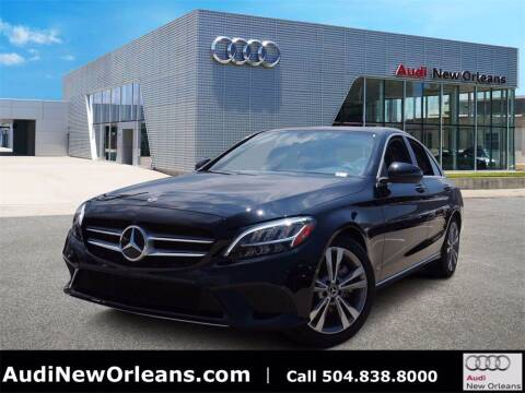 2020 Mercedes-Benz C-Class for sale at Metairie Preowned Superstore in Metairie LA