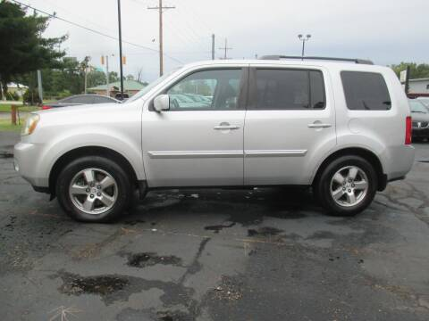 2009 Honda Pilot for sale at Home Street Auto Sales in Mishawaka IN