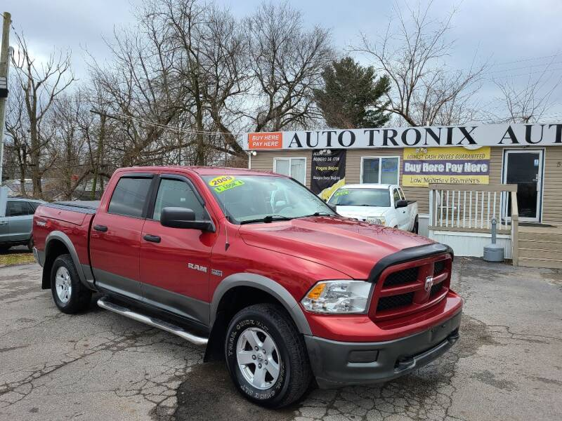 2009 Dodge Ram Pickup 1500 for sale at Auto Tronix in Lexington KY