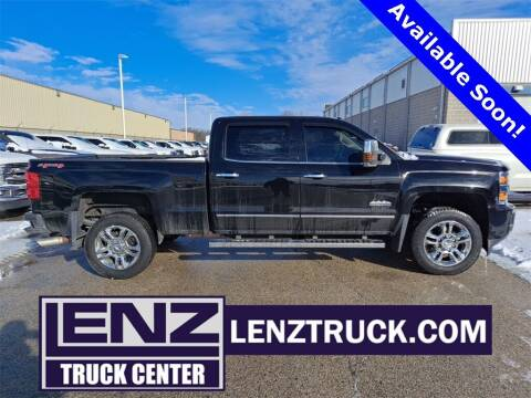 2015 Chevrolet Silverado 2500HD for sale at LENZ TRUCK CENTER in Fond Du Lac WI