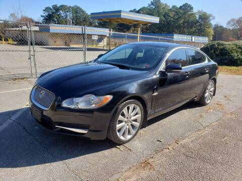 2011 Jaguar XF for sale at GA Auto IMPORTS  LLC in Buford GA