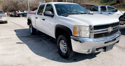 2008 Chevrolet Silverado 2500HD for sale at North Knox Auto LLC in Knoxville TN