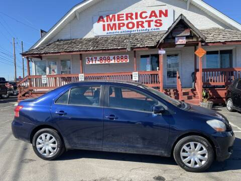 2007 Toyota Yaris for sale at American Imports INC in Indianapolis IN