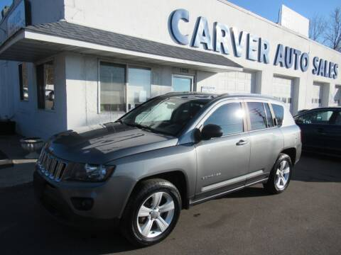 2014 Jeep Compass for sale at Carver Auto Sales in Saint Paul MN