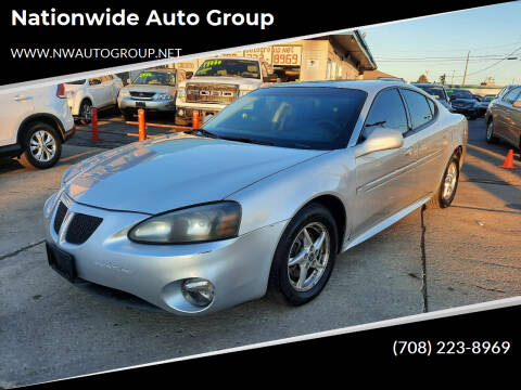2004 Pontiac Grand Prix for sale at Nationwide Auto Group in Melrose Park IL