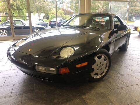 1990 Porsche 928 for sale at European Performance in Raleigh NC