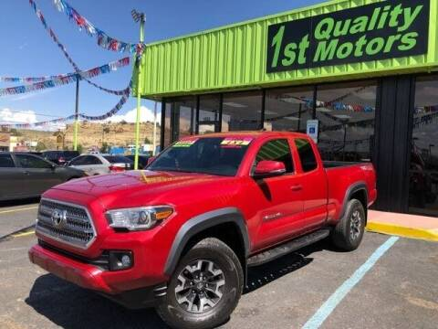 2016 Toyota Tacoma for sale at 1st Quality Motors LLC in Gallup NM