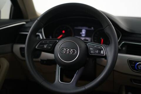 2017 Audi A4 for sale at CU Carfinders in Norcross GA
