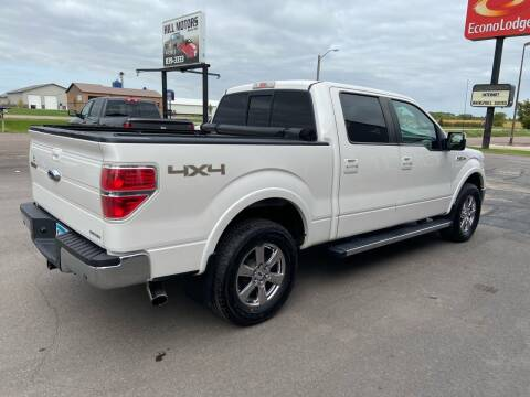 2011 Ford F-150 for sale at Hill Motors in Ortonville MN
