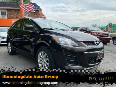 2011 Mazda CX-7 for sale at Bloomingdale Auto Group - The Car House in Butler NJ